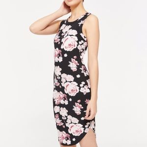 Super soft midi floral tank dress😍😍💜